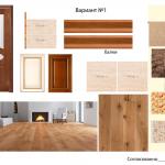 Подбор цветового решения в дизайне