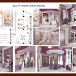 дизан-проект салона красоты