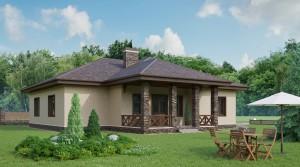 дизайн дома, проект дома