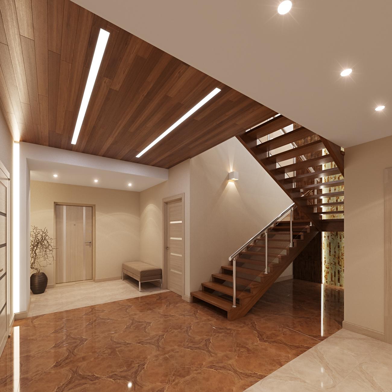 дизайн-проекты интерьеров