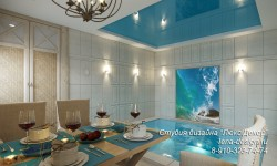 Дизайн-проект бани с бассейном, отделка бани, отделка бассейна, интерьер бассейна, дизайн интерьеров, ремонт , старый Осколо