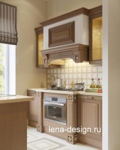 дизайн кухни, рабочая зона, кухня, отделка кухни, дизайнер интерьеров