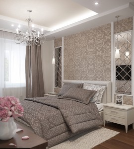 зеркальная плитка, декор в интерьере, дизайн с зеркальной плиткой, дизайнинтерьеров, интерьеры под ключ