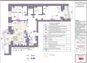 дизайн проект, дизайн квартиры, отделка и ремонт, ремонт под ключ, дизайн проект , старый оскол дизайн, схема электровывоводов