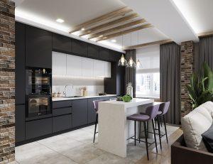 дизайнпроект, план потолков, дизайн квартиры, ремонт и отдклка