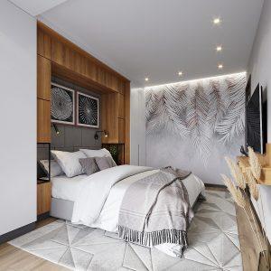 спальня, дизайн спальни, дизайнпроект, план потолков, дизайн квартиры, ремонт и отдклка
