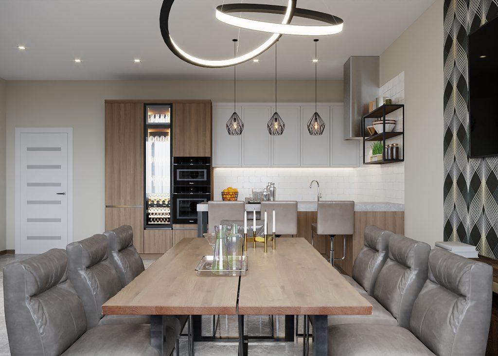 кухня, дизайнкухни, дизайнинтерьеров,